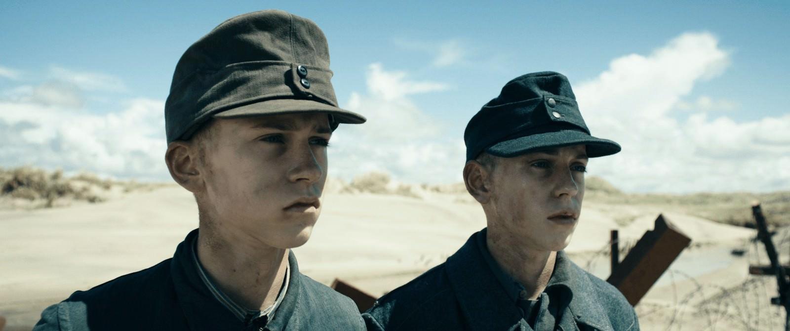 Movie, Under sandet(丹麥, 2016年) / 拆彈少年(台灣) / 十個拆彈的少年(香港) / Land of Mine(英文) / 地雷区(網路), 電影劇照, 角色與演員介紹