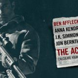 Movie, The Accountant(美國, 2016年) / 會計師(台灣) / 暗算(香港) / 会计刺客(網路), 電影海報, 美國, 橫版