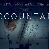Movie, The Accountant(美國, 2016年) / 會計師(台灣) / 暗算(香港) / 会计刺客(網路), 電影海報, 英國, 橫版