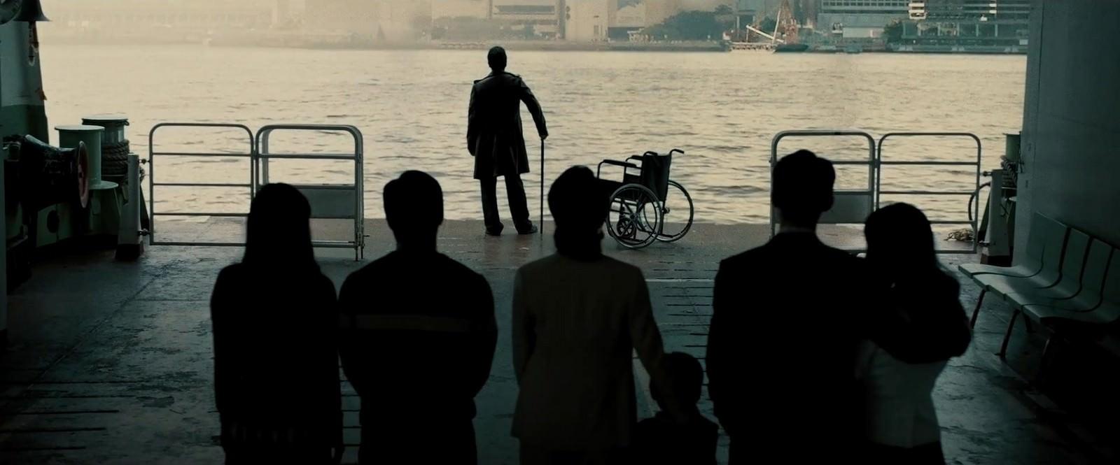 Movie, 追龍(香港, 2017年) / 追龍(台灣) / 追龙(中國) / Chasing the Dragon(英文), 片尾劇情