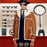 Movie, Kingsman: The Golden Circle(美國, 2017年) / 金牌特務:機密對決(台灣) / 王牌特工2:黄金圈(中國) / 皇家特工:金圈子(香港), 電影海報, 台灣, 角色