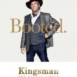 Movie, Kingsman: The Golden Circle(美國, 2017年) / 金牌特務:機密對決(台灣) / 王牌特工2:黄金圈(中國) / 皇家特工:金圈子(香港), 電影海報, 美國, 角色