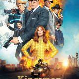 Movie, Kingsman: The Golden Circle(美國, 2017年) / 金牌特務:機密對決(台灣) / 王牌特工2:黄金圈(中國) / 皇家特工:金圈子(香港), 電影海報, 法國