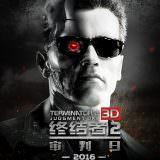 Movie, Terminator 2: Judgment Day(美國, 1991年) / 魔鬼終結者2(台灣) / 终结者2:审判日(中國) / 未來戰士續集(香港), 電影海報, 中國