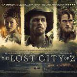 Movie, The Lost City of Z(美國, 2016年) / 失落之城(台灣) / 迷失Z城(中國), 電影海報, 英國, 橫版