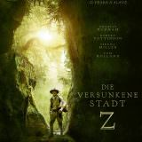 Movie, The Lost City of Z(美國, 2016年) / 失落之城(台灣) / 迷失Z城(中國), 電影海報, 德國