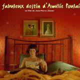 Movie, Le fabuleux destin d'Amélie Poulain(法國, 2001年) / 艾蜜莉的異想世界(台灣) / 天使愛美麗(香港) / Amelie(英文), 電影海報, 法國, 橫版
