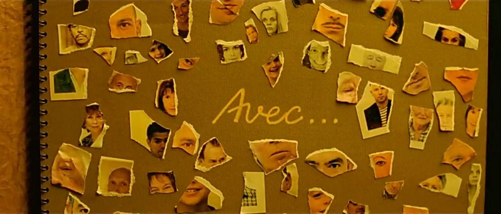 Movie, Le fabuleux destin d'Amélie Poulain(法國, 2001年) / 艾蜜莉的異想世界(台灣) / 天使愛美麗(香港) / Amelie(英文), 特殊演職表