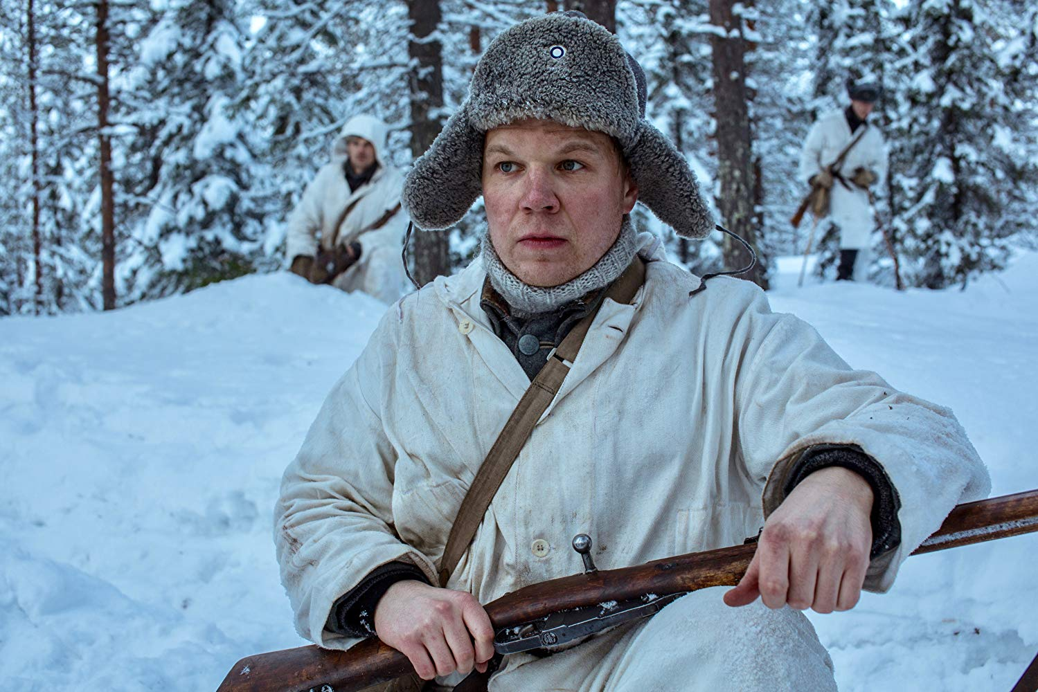 Movie, Tuntematon sotilas(芬蘭, 2017年) / 無名戰士(台灣) / The Unknown Soldier(英文), 電影劇照, 角色與演員介紹