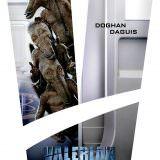 Movie, Valérian and the City of a Thousand Planets(法國, 2017年) / 星際特工瓦雷諾:千星之城(台灣) / 星际特工:千星之城(中國) / 星際特工:千星之城(香港), 電影海報, 美國, 角色