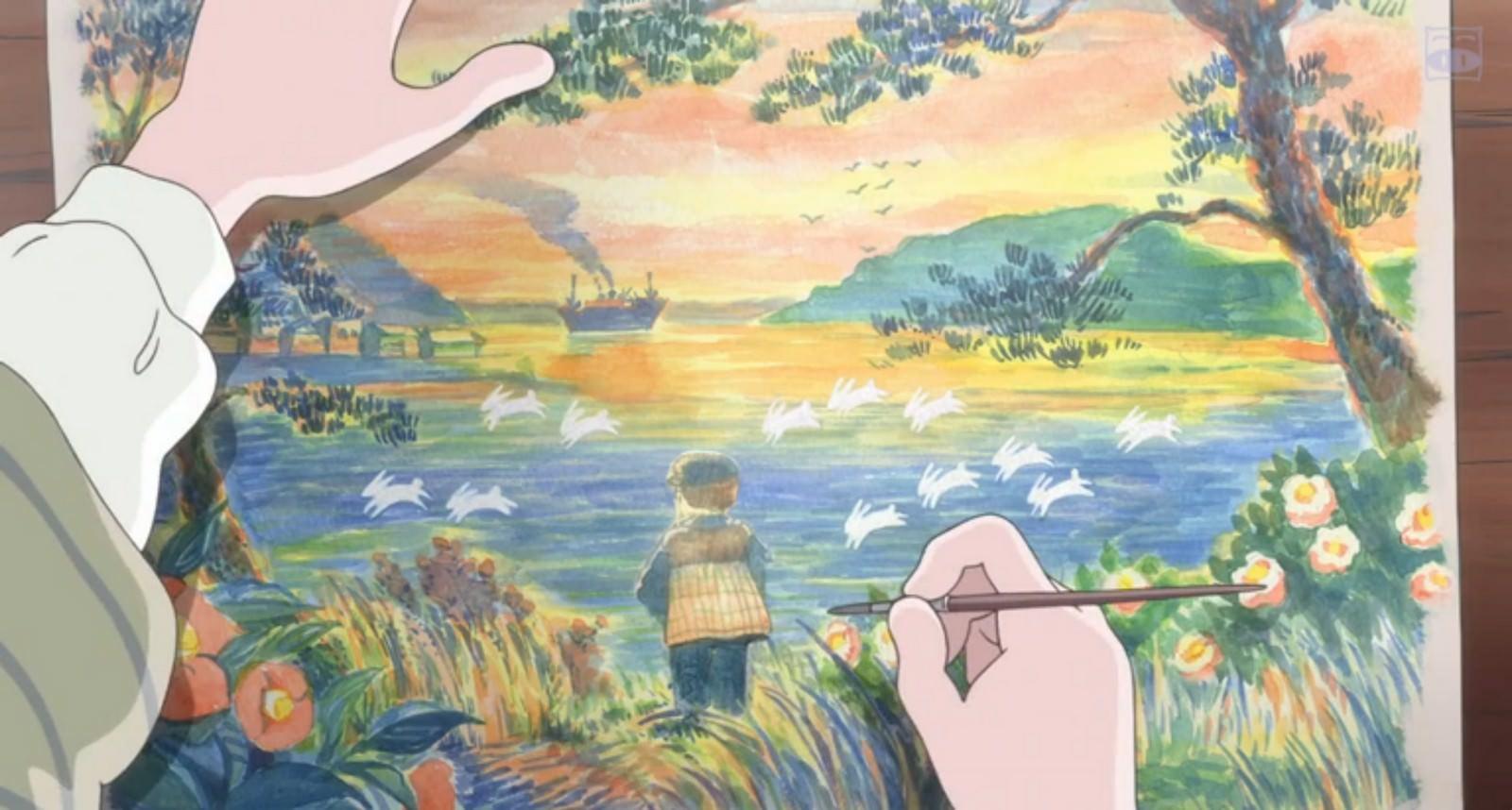 Movie, この世界の片隅に(日本, 2016年) / 謝謝你,在世界的角落找到我(台灣.香港) / In This Corner of the World(英文) / 在这世界的角落(網路), 電影劇照