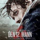 Movie, Den 12. mann(挪威, 2017年) / 不可能的逃亡(台灣) / The 12th Man(英文) / 第十二个人(口語), 電影海報, 挪威