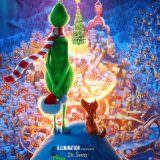 Movie, The Grinch(美國, 2018年) / 鬼靈精(台灣) / 绿毛怪格林奇(中國) / 聖誕怪怪傑(香港), 電影海報, 美國