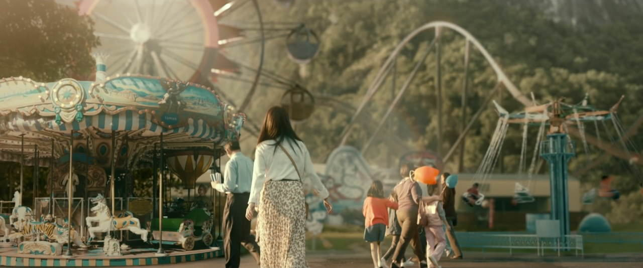 Movie, 紅衣小女孩2(台灣, 2017年) / The Tag-Along 2(英文), 電影場景, 卡多里遊樂園