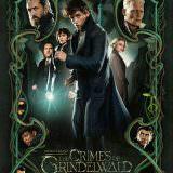 Movie, Fantastic Beasts: The Crimes of Grindelwald(美國, 2018年) / 怪獸與葛林戴華德的罪行(台灣) / 神奇动物:格林德沃之罪(中國) / 怪獸與葛林戴華德之罪(香港), 電影海報, 美國