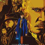 Movie, Fantastic Beasts: The Crimes of Grindelwald(美國, 2018年) / 怪獸與葛林戴華德的罪行(台灣) / 神奇动物:格林德沃之罪(中國) / 怪獸與葛林戴華德之罪(香港), 電影海報, 美國, IMAX