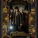 Movie, Fantastic Beasts: The Crimes of Grindelwald(美國, 2018年) / 怪獸與葛林戴華德的罪行(台灣) / 神奇动物:格林德沃之罪(中國) / 怪獸與葛林戴華德之罪(香港), 電影海報, 美國, SDCC