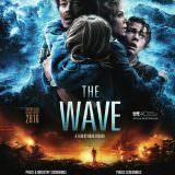 Movie, Bølgen(挪威, 2015年) / 驚天巨浪(台灣) / 驚逃駭浪(香港) / The Wave(英文) / 海浪(網路), 電影海報, 英文版