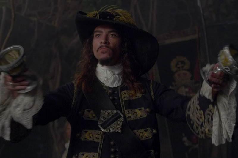 Movie, Pirates of the Caribbean: On Stranger Tides(美國, 2011年) / 加勒比海盜 神鬼奇航:幽靈海(台灣) / 加勒比海盗4:惊涛怪浪(中國) / 加勒比海盜:魔盜狂潮(香港), 電影角色與演員介紹