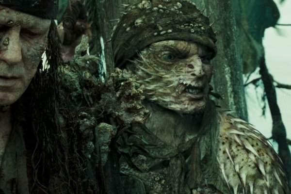 Movie, Pirates of the Caribbean: At World's End(美國, 2007年) / 加勒比海盜 神鬼奇航:世界的盡頭(台灣) / 加勒比海盗3:世界的尽头(中國) / 加勒比海盜:魔盜王終極之戰(香港), 電影角色與演員介紹