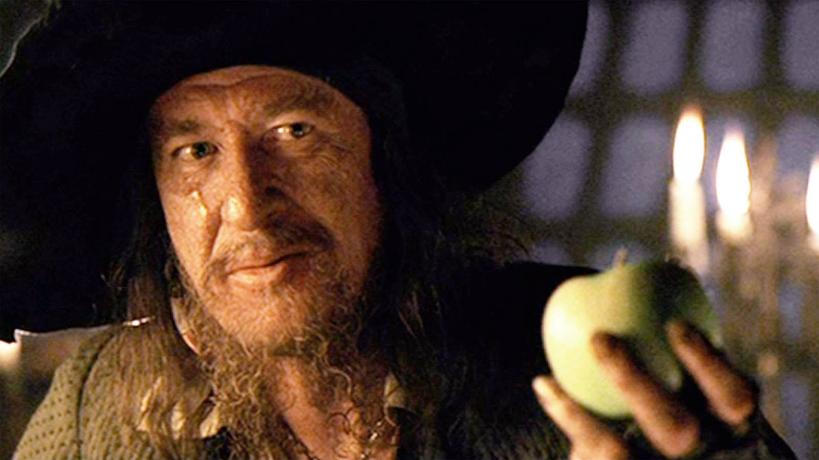 Movie, Pirates of the Caribbean: The Curse of the Black Pearl(美國, 2003年) / 神鬼奇航:鬼盜船魔咒(台灣) / 加勒比海盗(中國) / 魔盜王決戰鬼盜船(香港), 電影角色與演員介紹