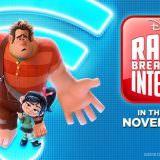 Movie, Ralph Breaks the Internet(美國, 2018年) / 無敵破壞王2:網路大暴走(台灣) / 無敵破壞王2:打爆互聯網(香港) / 无敌破坏王2:大闹互联网(網路), 電影海報, 美國, 橫版