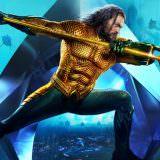Movie, Aquaman(美國, 2018年) / 水行俠(台灣.香港) / 海王(中國), 電影海報, 中國, 橫版