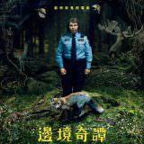 Movie, 邊境奇譚 / Gräns(瑞典, 2018年) / Border(英文) / 边境(網路), 電影海報, 台灣