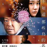 Movie, 她不知道那些鳥的名字 / 彼女がその名を知らない鳥たち(日本, 2017年) / Birds Without Names(英文) / 她不知道名字的那些鸟儿(網路), 電影海報, 台灣