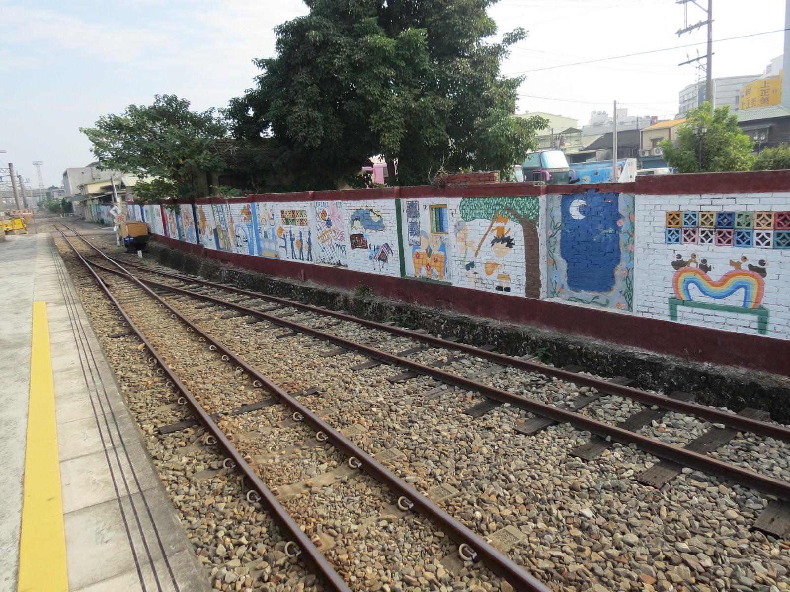 阿里山林業鐵路(森林小火車), 嘉義車站
