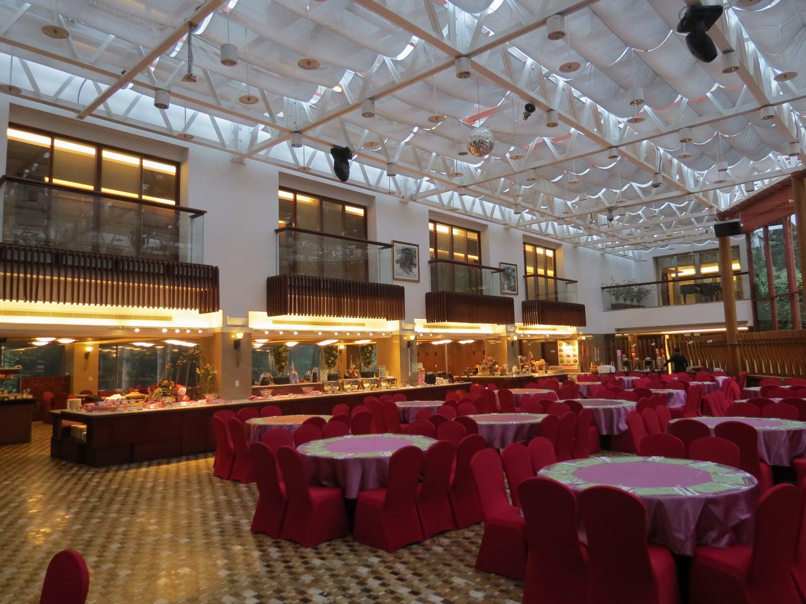 阿里山賓館, 餐廳