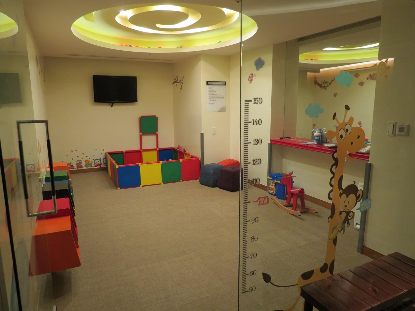 阿里山賓館, 親子遊戲室