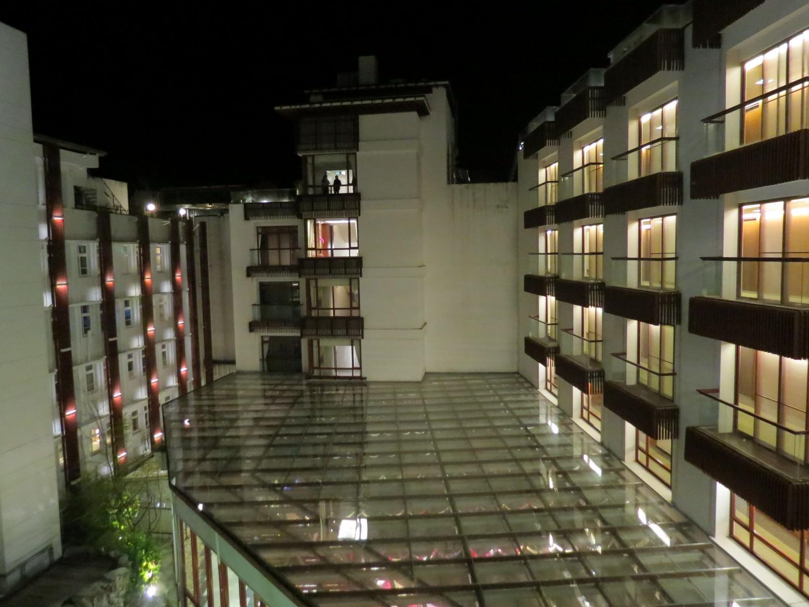 阿里山賓館, 建築