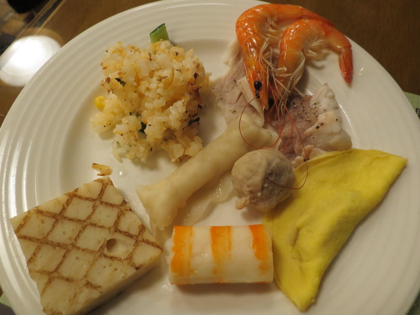 阿里山賓館, 餐廳介紹, 餐點體驗