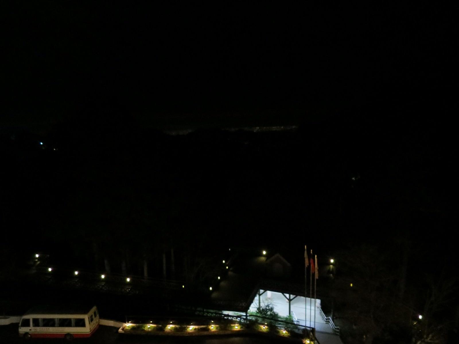 阿里山賓館, 來自星空的傳奇