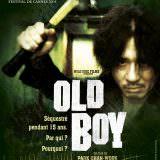 Movie, 올드보이(韓國, 2003年) / 原罪犯(台灣.香港) / Old Boy(英文) / 老男孩(網路), 電影海報, 法國