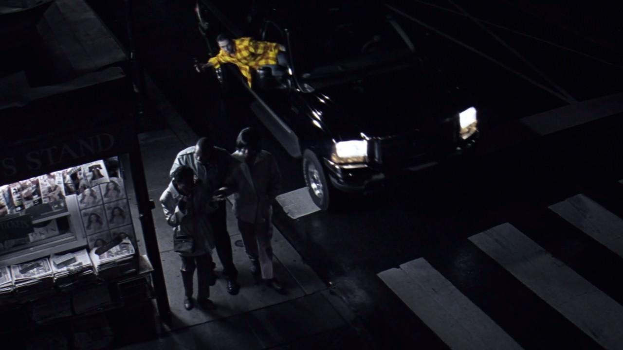 Movie, Unbreakable(美國, 2000年) / 驚心動魄(台灣) / 不死劫(香港), 電影畫面