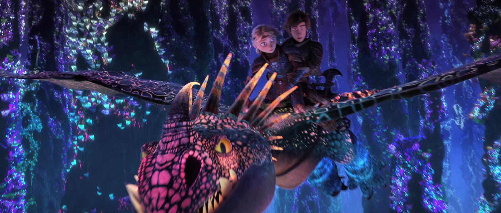 Movie, How to Train Your Dragon: The Hidden World(美國, 2019年) / 馴龍高手3(台灣) /馴龍記3(香港) / 驯龙高手3(中國), 電影角色與配音介紹