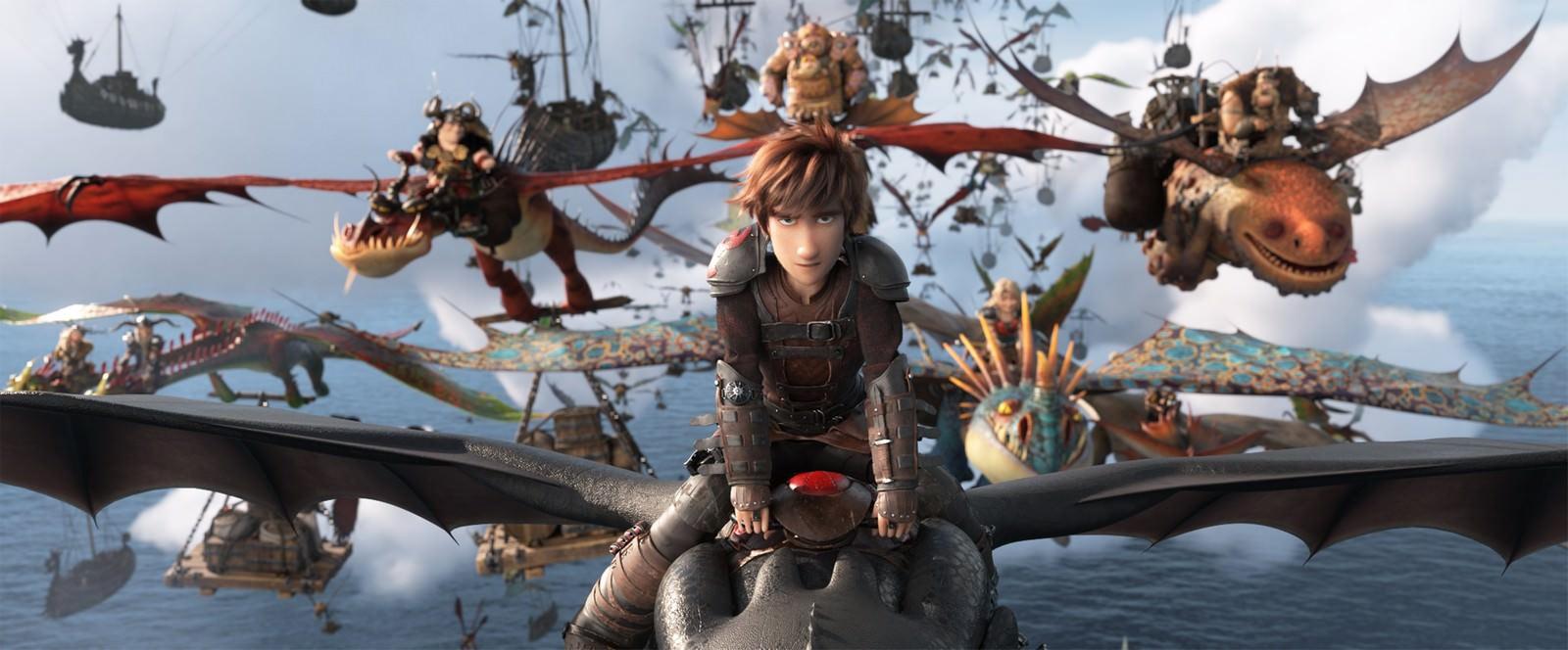 Movie, How to Train Your Dragon: The Hidden World(美國, 2019年) / 馴龍高手3(台灣) /馴龍記3(香港) / 驯龙高手3(中國), 電影畫面