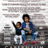 Movie, كفرناحوم(黎巴嫩, 2018年) / 我想有個家(台灣) / Capharnaum(英文) / 迦百农(網路), 電影海報, 美國