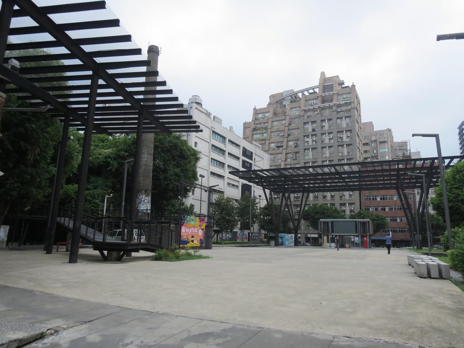 臺北市電影主題公園(Taipei Cinema Park)