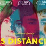 Movie, Las distancias(西班牙, 2018年) / 異鄉真心話(台灣) / 最熟悉的陌生人(網路), 電影海報, 西班牙, 橫版
