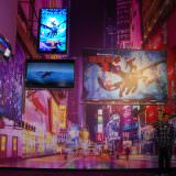 Movie, How to Train Your Dragon: The Hidden World(美國, 2019年) / 馴龍高手3(台灣) /馴龍記3(香港) / 驯龙高手3(中國), 廣告看板, 微風國賓影城
