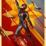 Movie, Captain Marvel(美國, 2019年) / 驚奇隊長(台灣) / 惊奇队长(中國) / Marvel 隊長(香港), 電影海報, 美國, Dolby