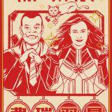 Movie, Captain Marvel(美國, 2019年) / 驚奇隊長(台灣) / 惊奇队长(中國) / Marvel 隊長(香港), 電影海報, 中國