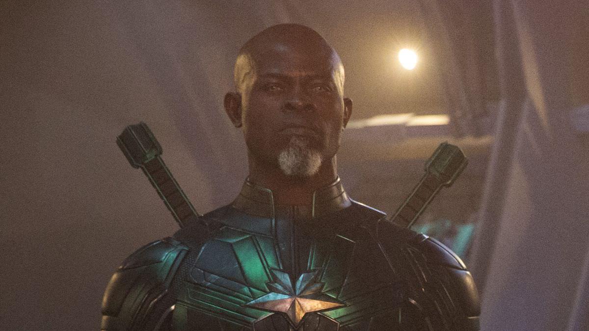 Movie, Captain Marvel(美國, 2019年) / 驚奇隊長(台灣) / 惊奇队长(中國) / Marvel 隊長(香港), 電影角色與演員介紹
