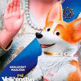 Movie, The Queen's Corgi(比利時, 2019年) / 女王的柯基(台灣) / 女皇哥基大冒險(香港), 電影海報, 捷克