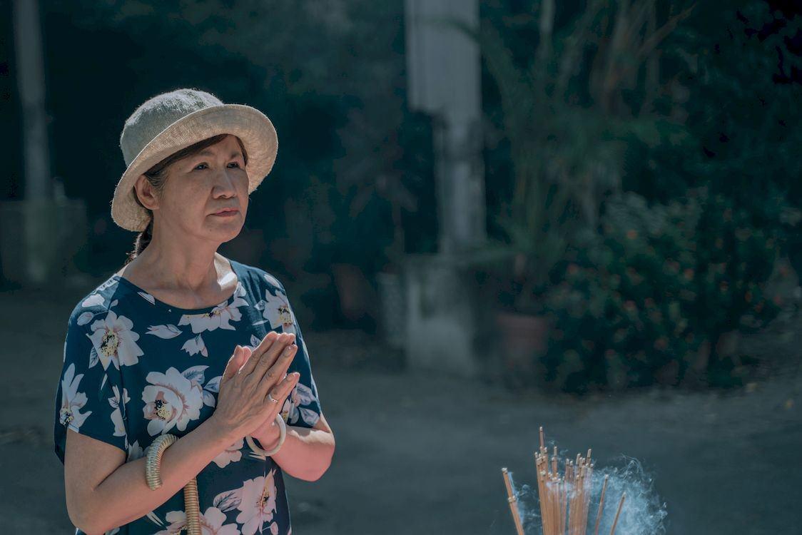 Movie, 阿嬤的秘密(台灣, 2019年) / Grandma's Small Talk(英文), 電影角色與演員介紹
