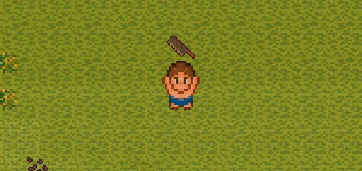 手機遊戲, 無人島大冒險2, 普通的鋸子