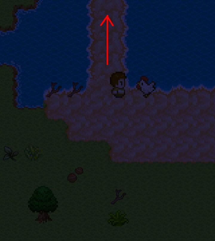手機遊戲, 無人島大冒險1, 堅固的螺絲